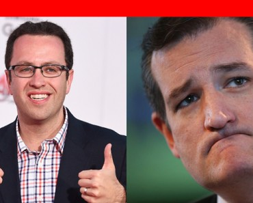 Jared Fogle Ted Cruz